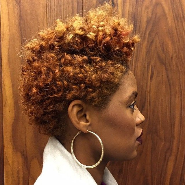 167 best NATURAL HAIR images on Pinterest | Hair dos, Short cuts and ...