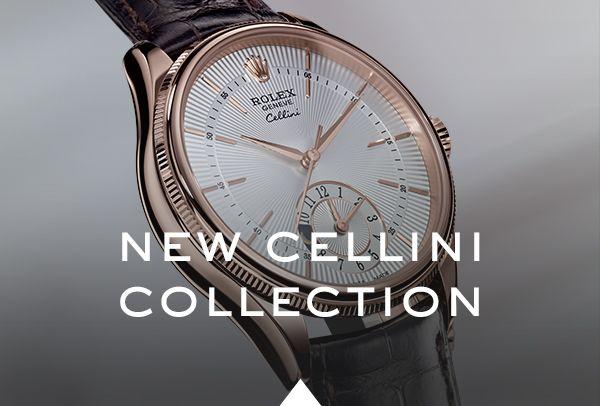 #Cellini #Rolex #watches