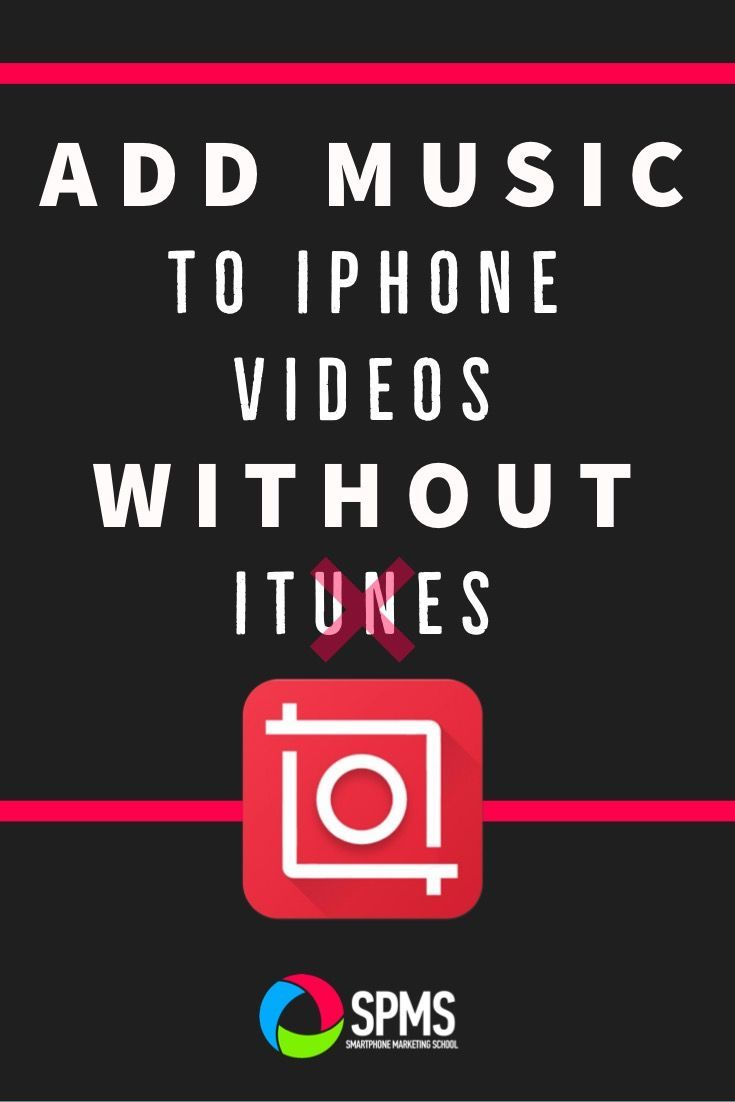 apps to put music to videos