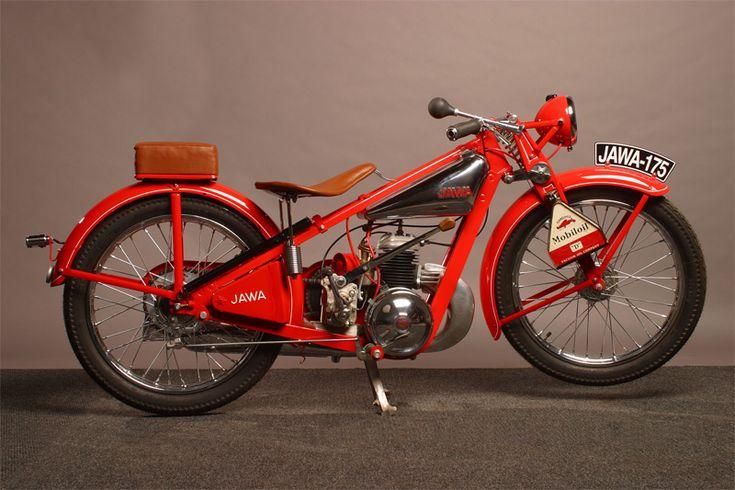 Jawa Motorcycles History | History of JAWA
