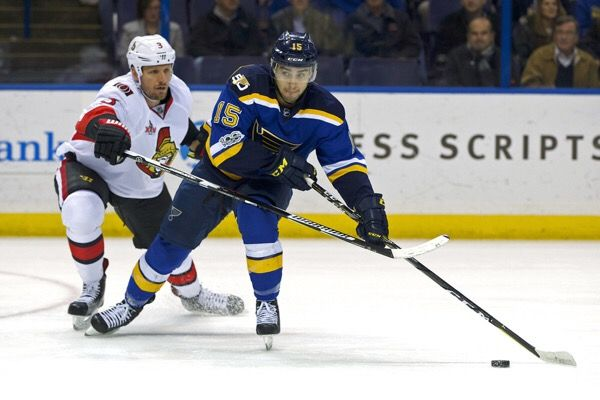 Robby Fabbri suffers likely ACL tear | Dr. Parekh = Blues winger Robby Fabbri with likely an ACL tear. Surgery for reconstruction. 9 to…..
