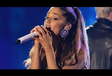 Ariana Grande's White House performance was vetoed over donut-licking controversy | NME.COM