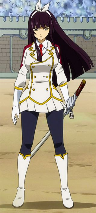Kagura Mikazuchi Fairy Tail Games