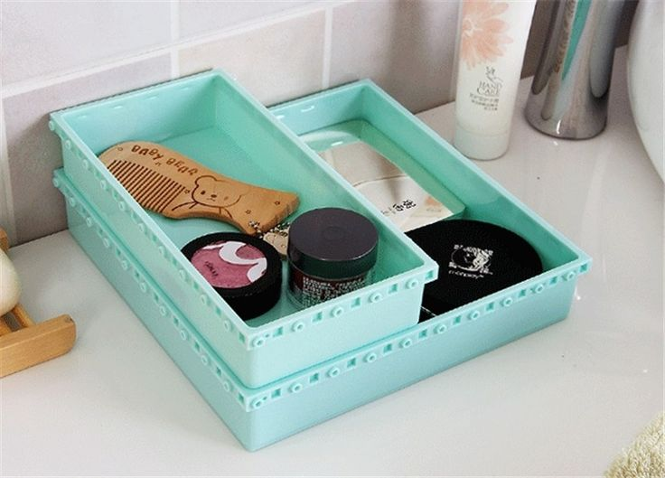 Cutlery Tray Finishing Wheel Kitchen Drawer Storage Box Chopsticks Spoon Fork Storage Spoon Cosmetics Box-in Storage Boxes & Bins from Home & Garden on Aliexpress.com | Alibaba Group