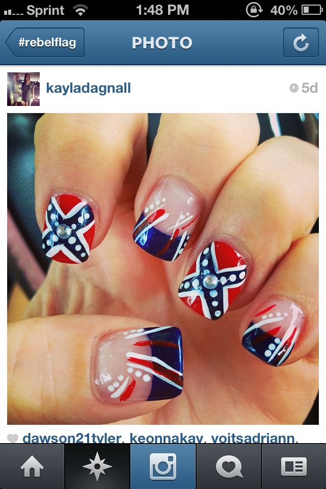 Best 25 flag nails ideas on pinterest american flag nails july best 25 flag nails ideas on pinterest american flag nails july 4th nails designs and fourth of july nails easy prinsesfo Gallery