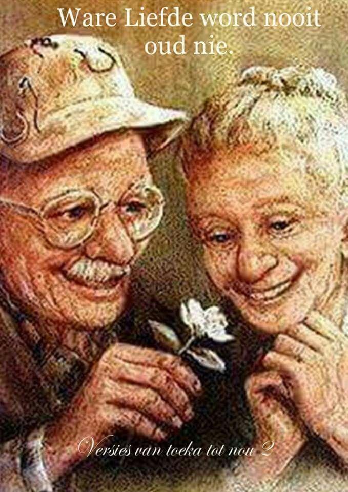 Ware liefde word nooit oud nie
