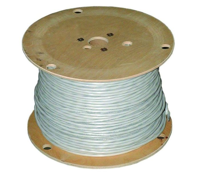 NEW Electrical Wire 1000 ft 14/2 White Solid CU NM-B Indoor Residential Wiring #SouthwireCompany