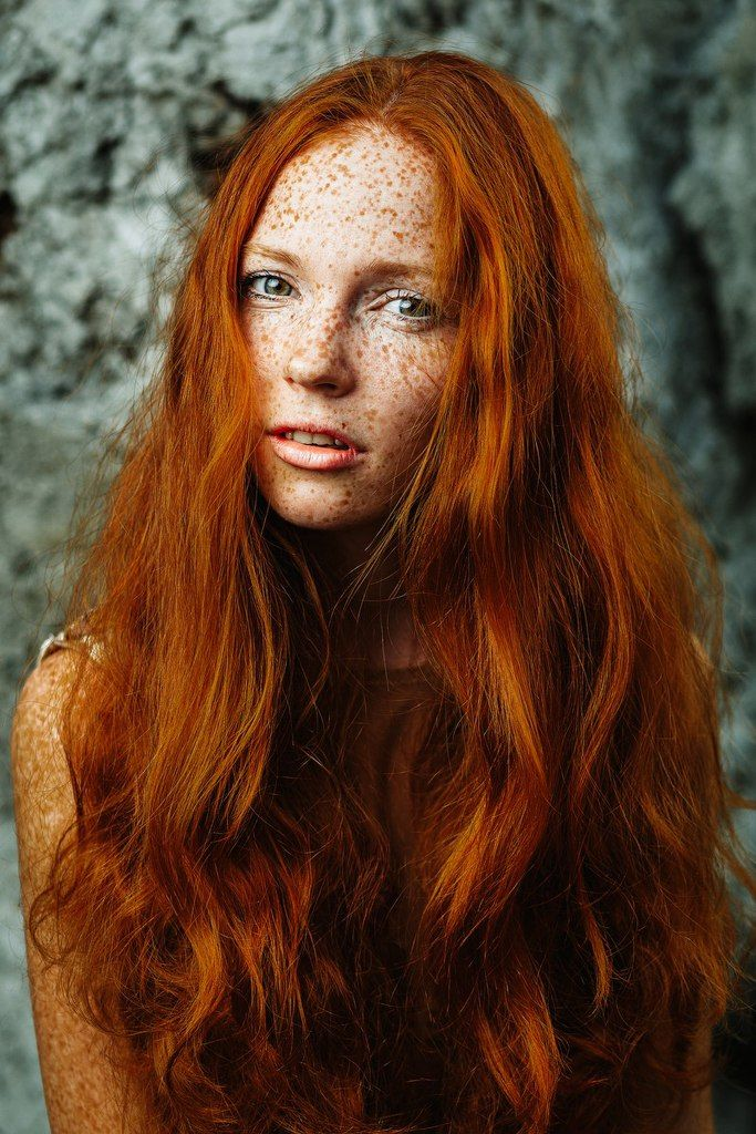 oksana butovskaya the ultimate redhead natural beauty