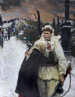 1950's LIBERATION by Nikolay Repin