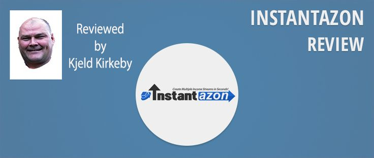 InstantAzon 2016 ReviewInstantAzon is a WordPress plugin by Dave Nicholson & John Thornhill that can easily setup the settings and Amazon Affiliate product ads including different information. This is very much different to set and time-consuming when you will use anything else.