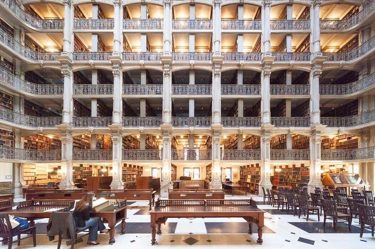 The Instagram Account Sharing The Most Beautiful Libraries In The World