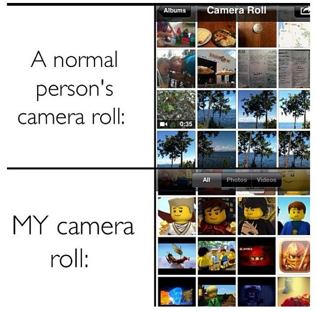 how to delete my camera roll