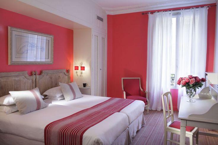 Hôtel de Banville, Paris 17 proche Champs Elysées - Chambre Supérieure : Rosalie