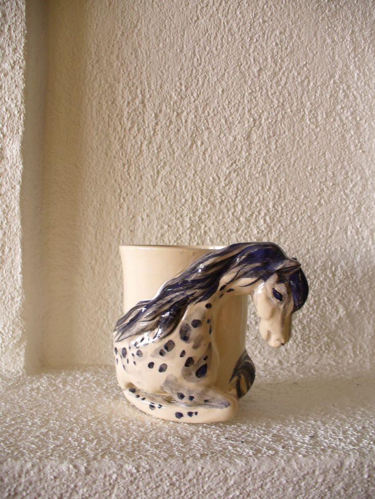 Pferde-Mug