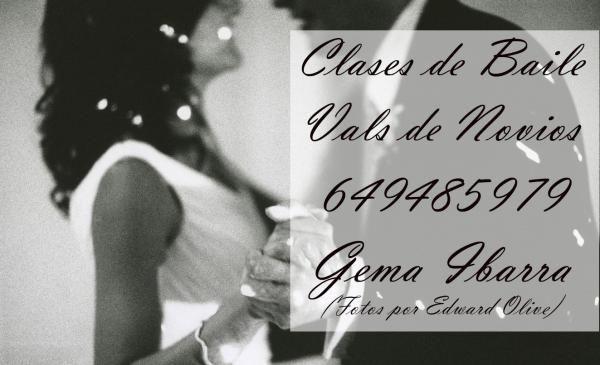 Gema Ibarra, profesora de baile titulada por la Asociación Española de Profesores de Baile de salón, ofrece su amplia experiencia desde hace más de 20