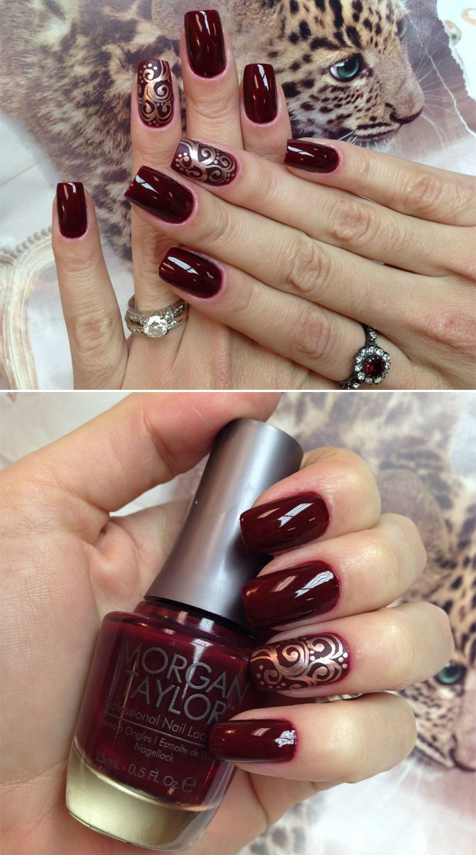 Nail Designs Made by Camila Coelho