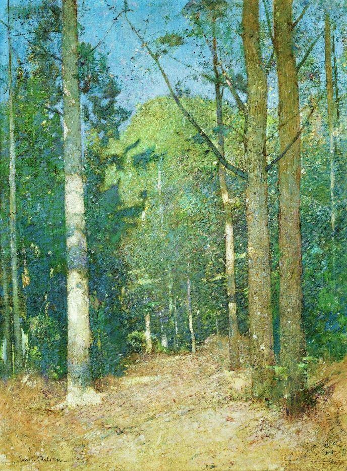 Sören Emil Carlsen (1853-1932)