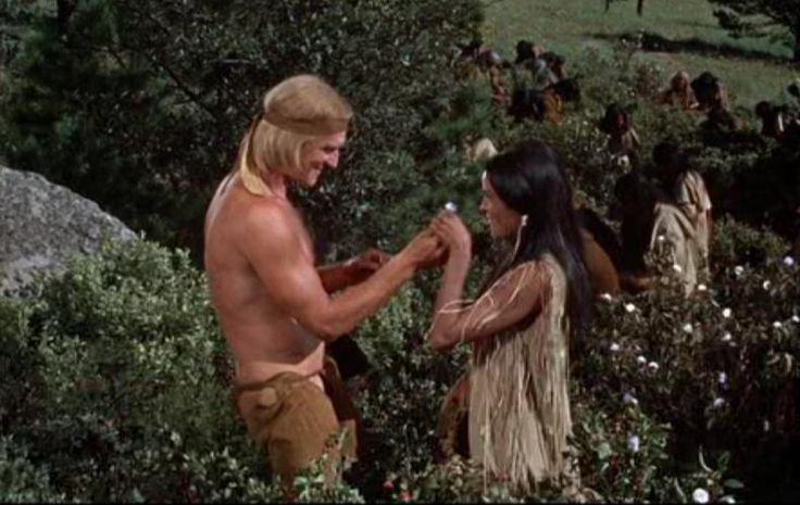 man called horse | Still from A Man Called Horse (c) 1970 Sandy Howard Productions Corp.