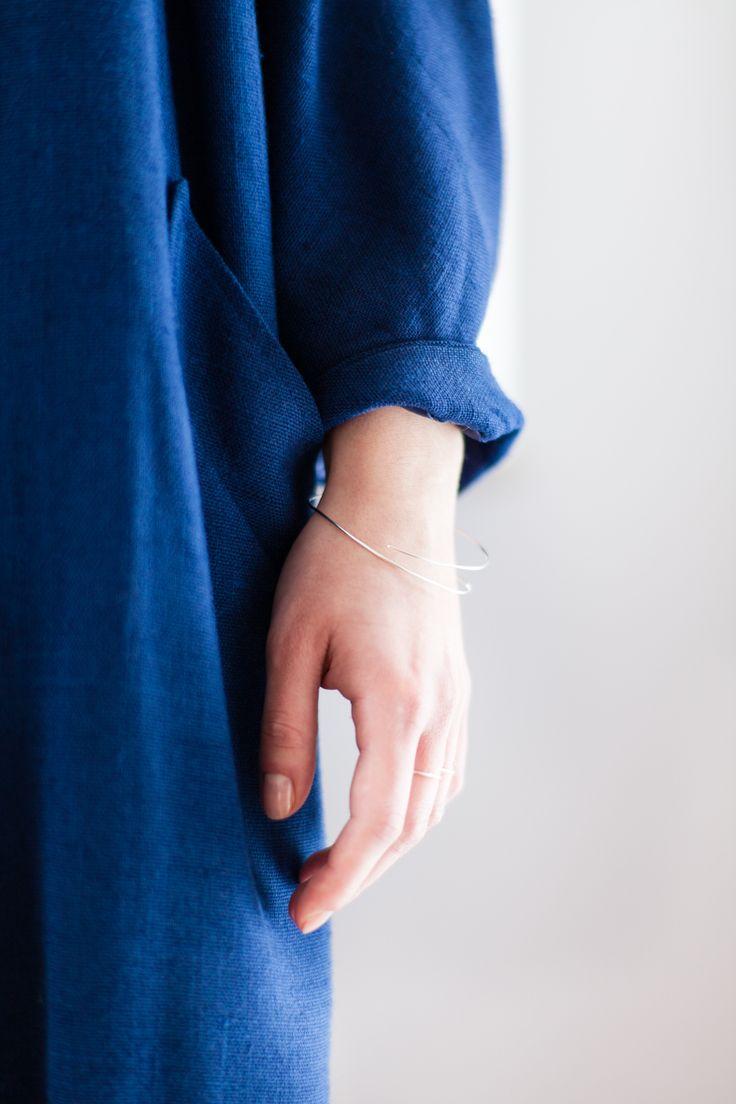 bracelet- nini - Anna Lawska Jewellery / collection - back to basic - / photo - PION