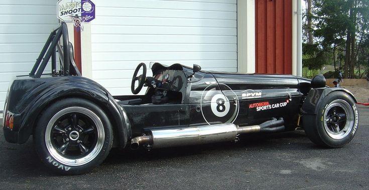Lotus Super Seven - Bild