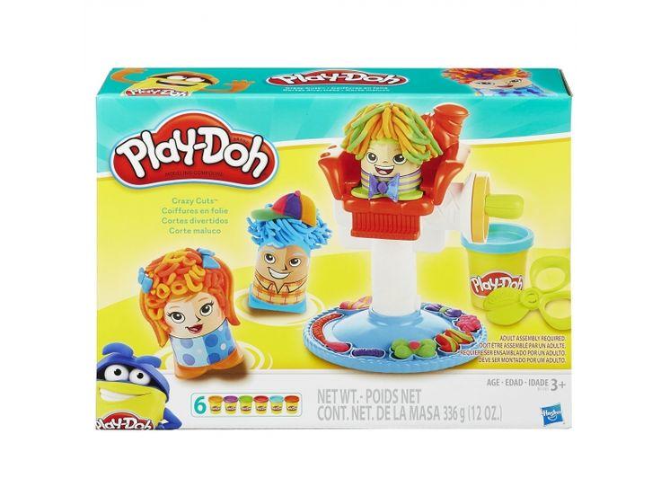 Play-Doh Szalony Fryzjer - Plastyczne - Sklep internetowy - satysfakcja.pl