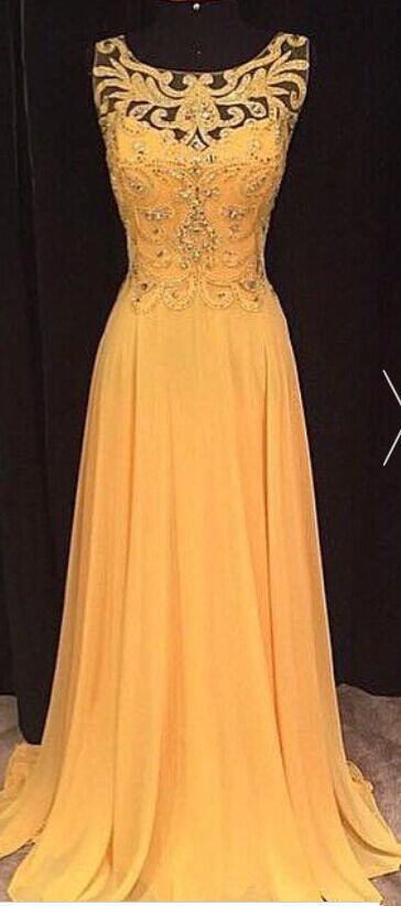 #yellow   #chiffon #prom #party #evening #dress #dresses #gowns #cocktaildress #EveningDresses #promdresses #sweetheartdress #partydresses #QuinceaneraDresses #celebritydresses #2017PartyDresses #2017WeddingGowns #2017HomecomingDresses #LongPromGowns #blackPromDress #AppliquesPromDresses #CustomPromDresses #backless #sexy #mermaid #LongDresses #Fashion #Elegant #Luxury #Homecoming #CapSleeve #Handmade #beading