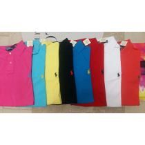 Camiseta Polo Ralph Lauren Originales En Tejido Piquet