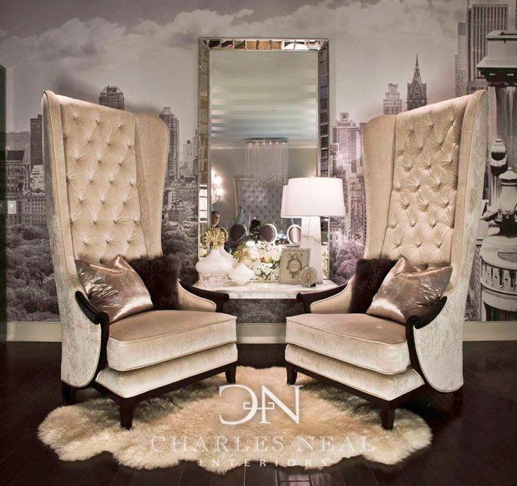 Luxury Ideas For Lavish Living Room Style: 45 Best Images About Charles Neal Interiors On Pinterest