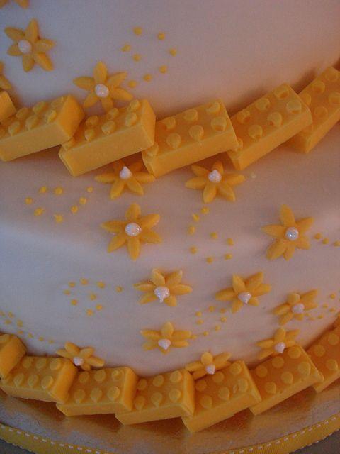 lego cake mold instructions