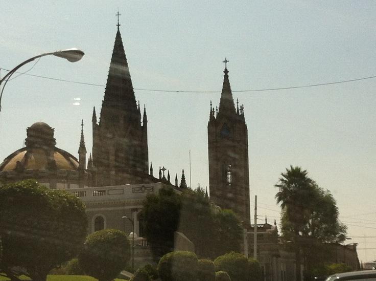 El Expiatorio. Guadalajara, Jalisco, México.