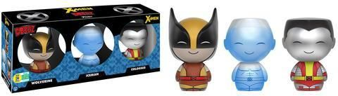 Funko DORBZ X-Men 3 Pack SDCC 2016 Exclusive