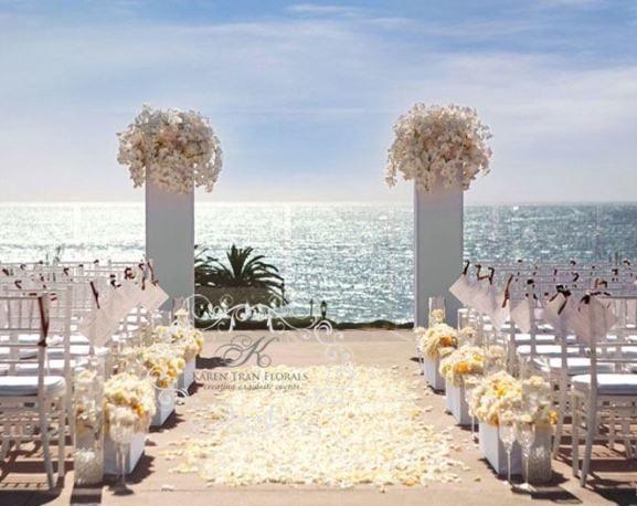 beach wedding ceremony one day pinterest beach
