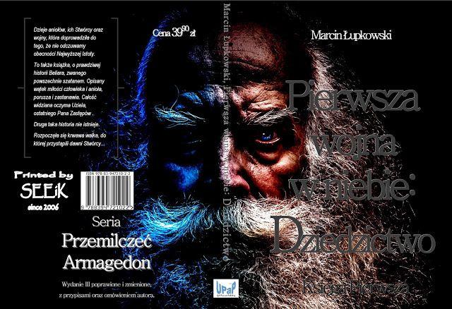 Uziel Press and Publishing: Pierwsza wojna w niebie: Dziedzictwo - wkrótce w t...