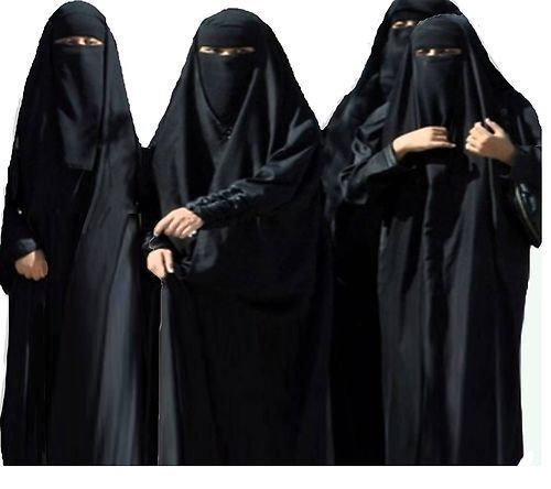 Burqa Costume Burqua Fancy Dress outfit stag party hen party burka bride - The Dragons Den Fancy Dress