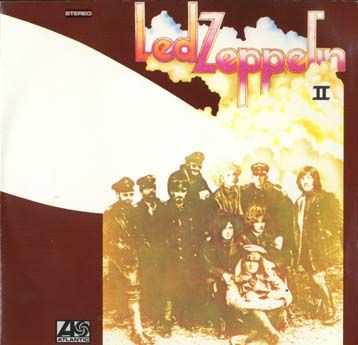 led zeppelin 2 one of my first albums.