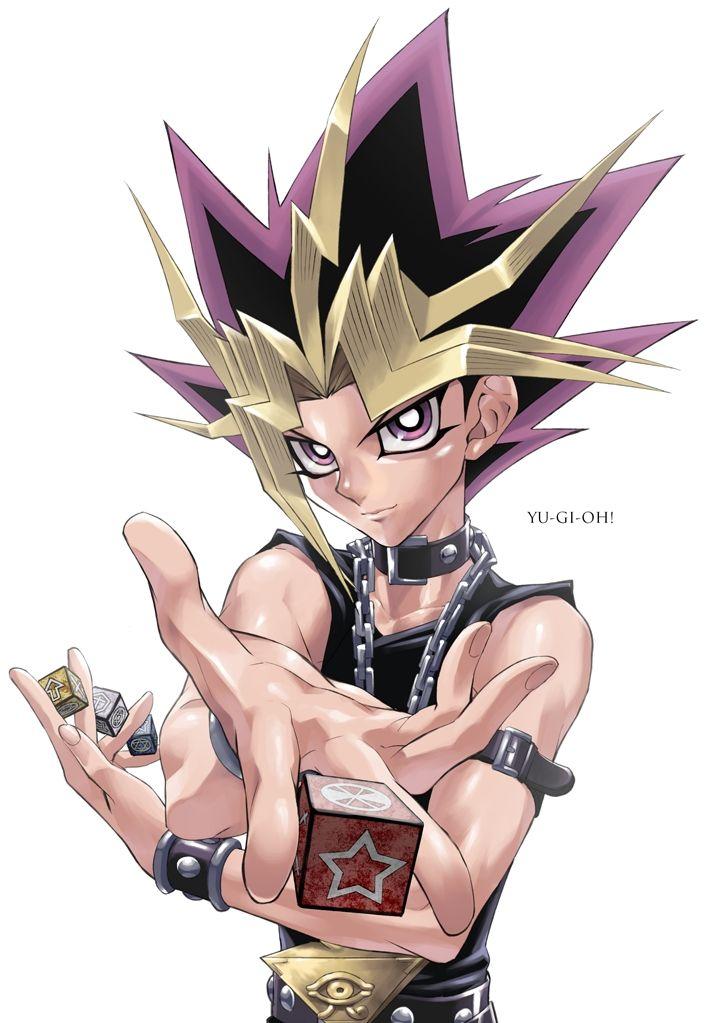 Yu-Gi-Oh! - Atem