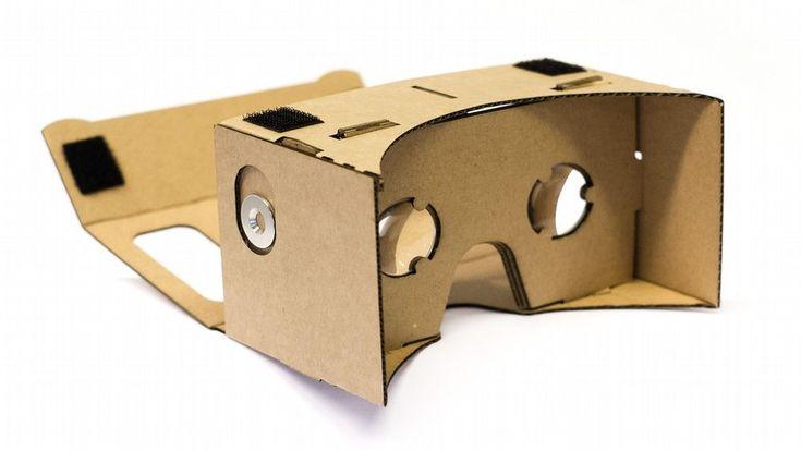 Hem telefon kutusu, hem VR gözlük!