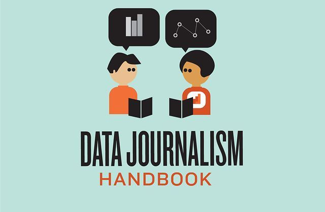 The Data Journalism Handbook by Data Journalism Blog. A project coordinated by the European Journalism Centre and the Open Knowledge Foundation, launched at the Mozilla Festival in London on 5 November 2011.