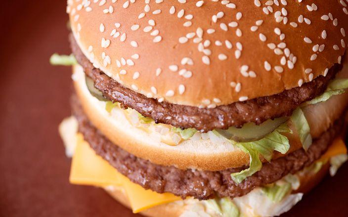 """とにかくデカい! やっぱりおいしい! グランド ビッグマック 7つの""""決まり手"""" - おいしい!楽しい!バーガーのある毎日。"""