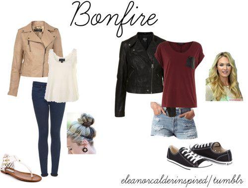 Bonfire outfit