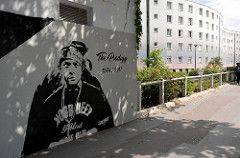 prodigy of mobb deep (NiCoLaS OrAn) Tags: pantin graff mobb deep rap hiphop graffiti streetart banlieue paris seinesaintdenis cité hlm courtillieres