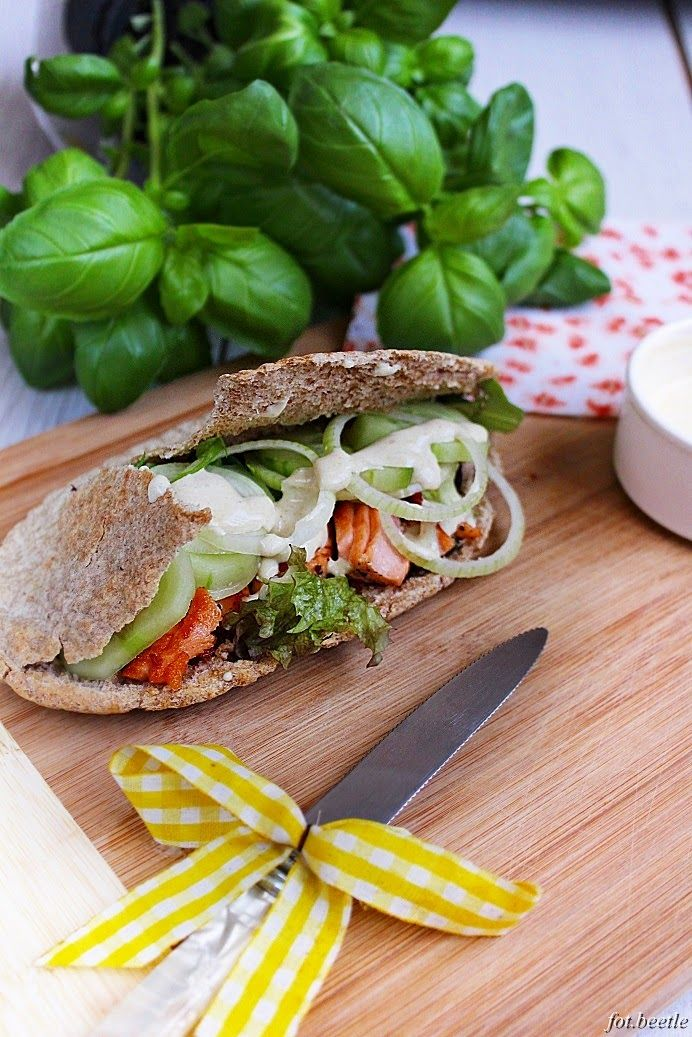 Apetyt i Smak: Domowy Fast Food