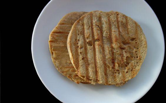 Pan proteico al Microondas
