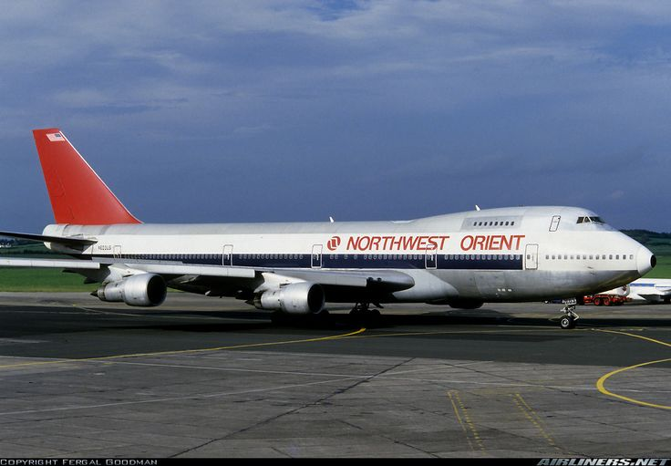 Boeing 747-151 - Northwest Orient Airlines | Aviation Photo #0948467 | Airliners.net