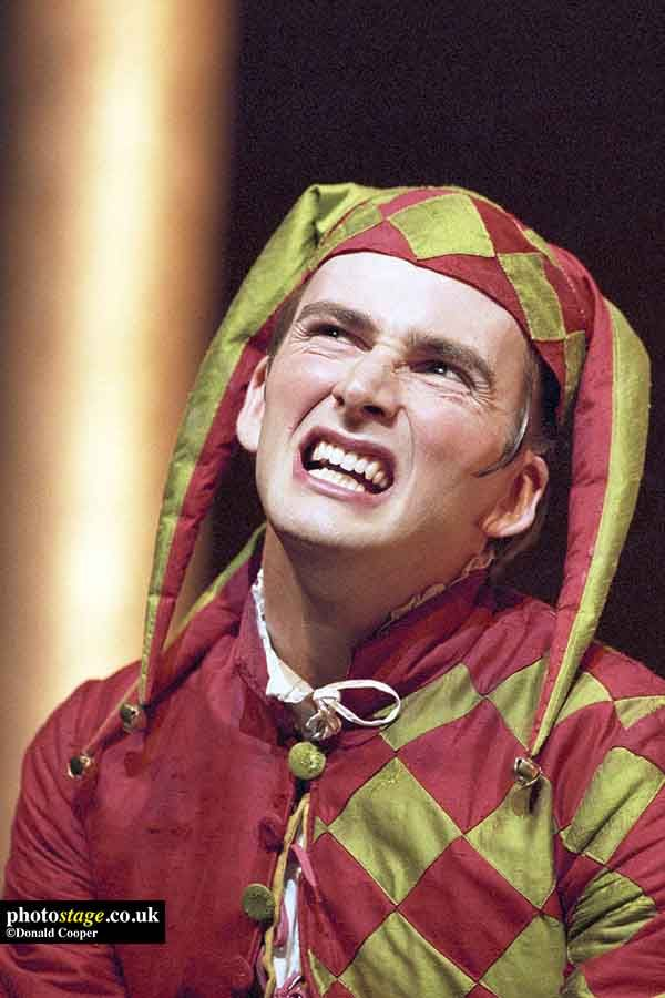 1996: David Tennant as Touchstone in AS YOU LIKE IT by ...