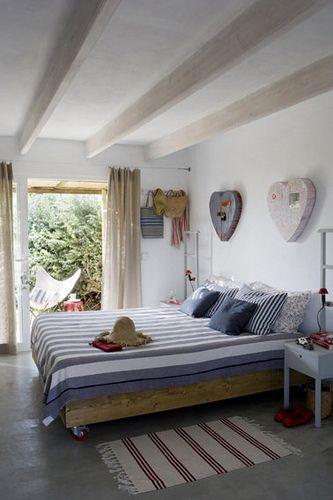 casa-rustica-mediterranea-4 by con M de mujer, via Flickr