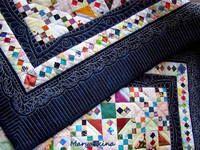Лоскутные одеяла, покрывала, пледы и подушки - 2017 - Форум Василис по обмену премудростями