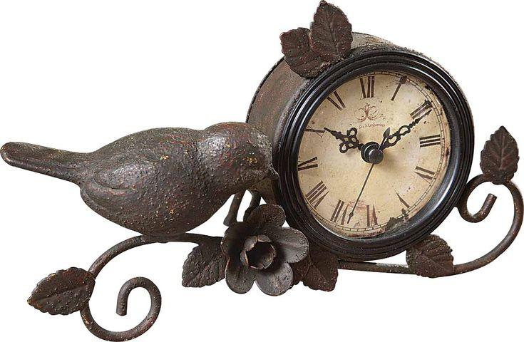 Peyton Mantle Clock