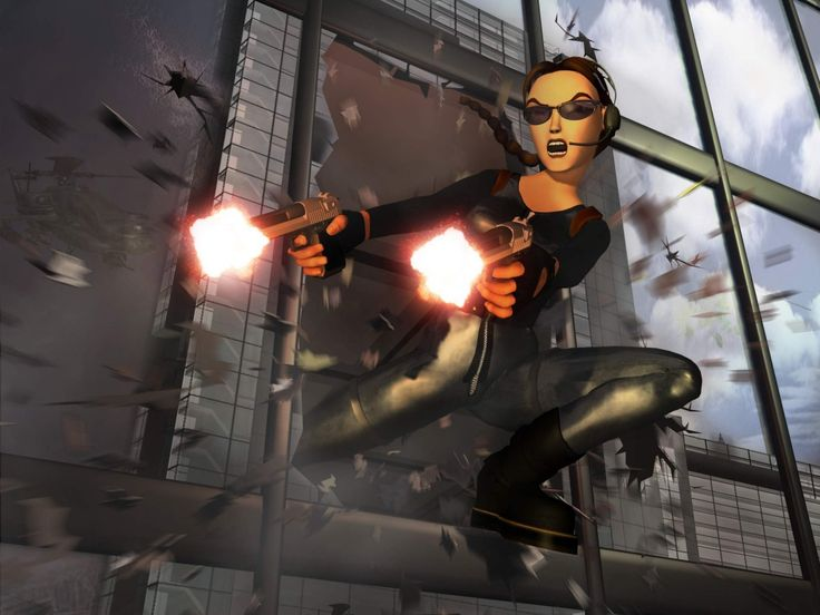 Tomb raider: chronicles game info and walkthrough | stella's site.