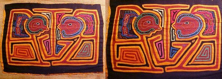 Cool Great Kuna Tribe Tribal Chief Mola-Panama #25991  2018 Check more at http://24shopping.tk/fashion-clothes/great-kuna-tribe-tribal-chief-mola-panama-25991-2018/